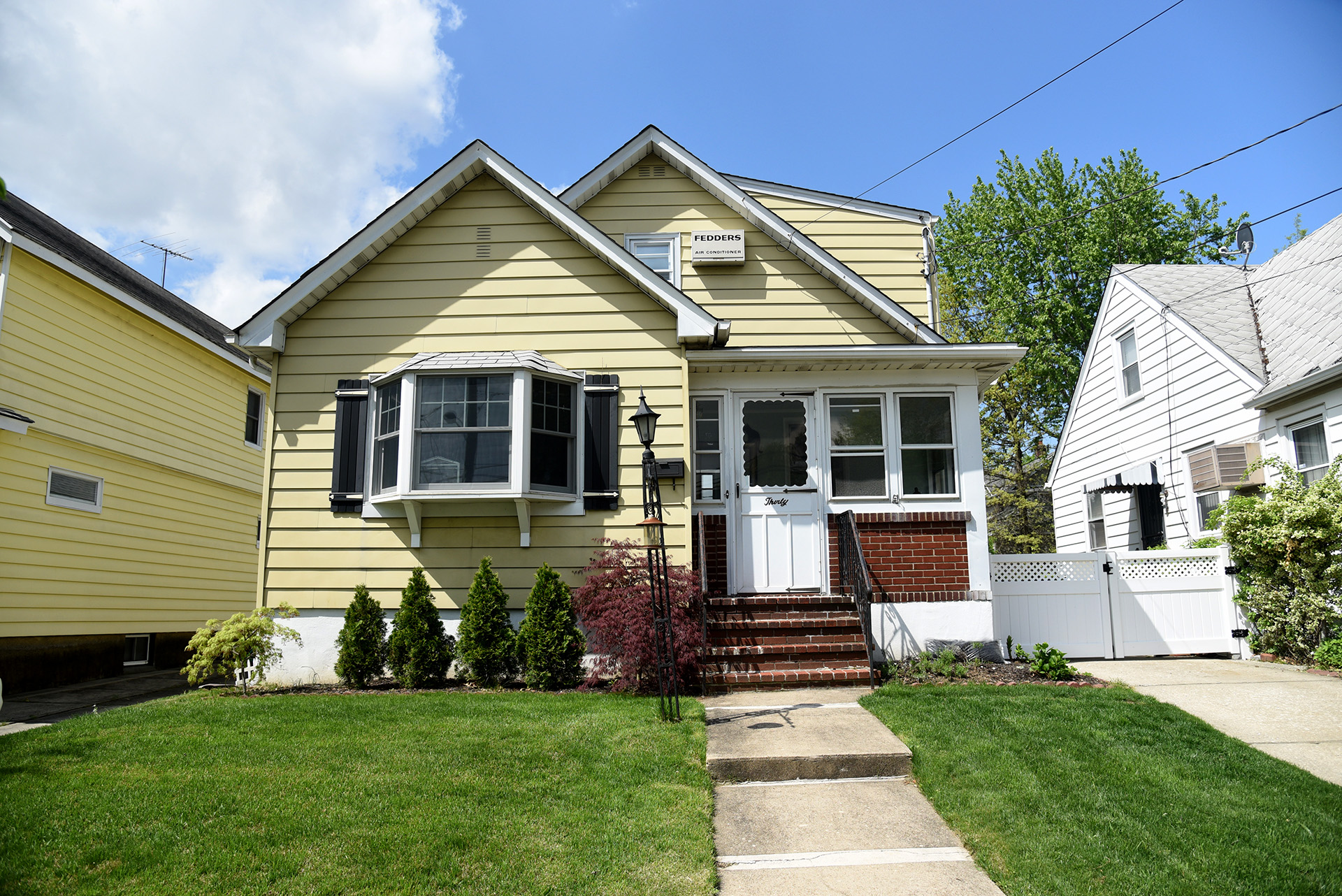 Just Sold!  Our Cape style home in the heart of Floral Park