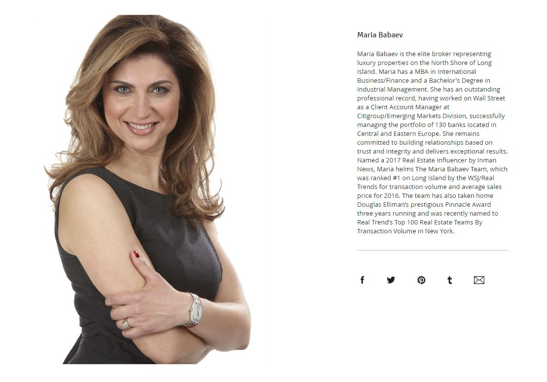Maria To Be Featured As Luxury Panelist at the RealEstateSuccess.Rocks Conference