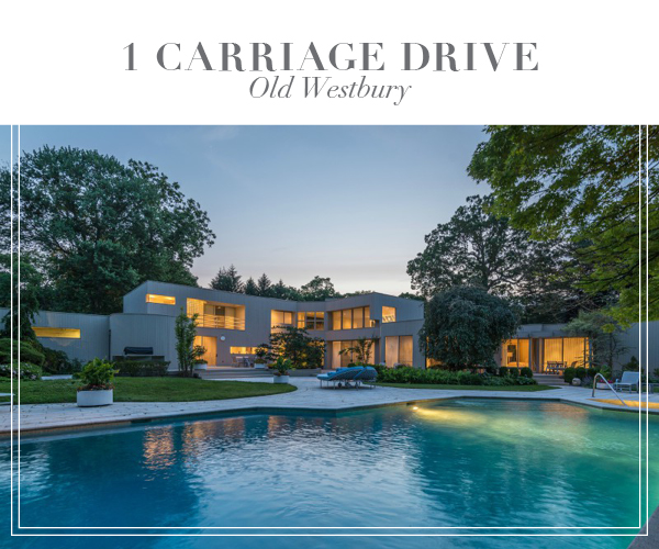 Back on the market!  Spectacular Contemporary in the heart of Old Westbury