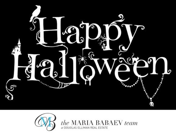 Happy Halloween From The Maria Babaev Team
