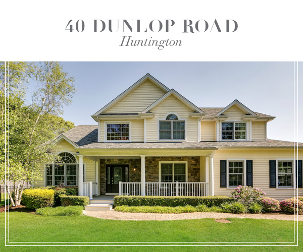 Just Sold!  Huntington Country Estate