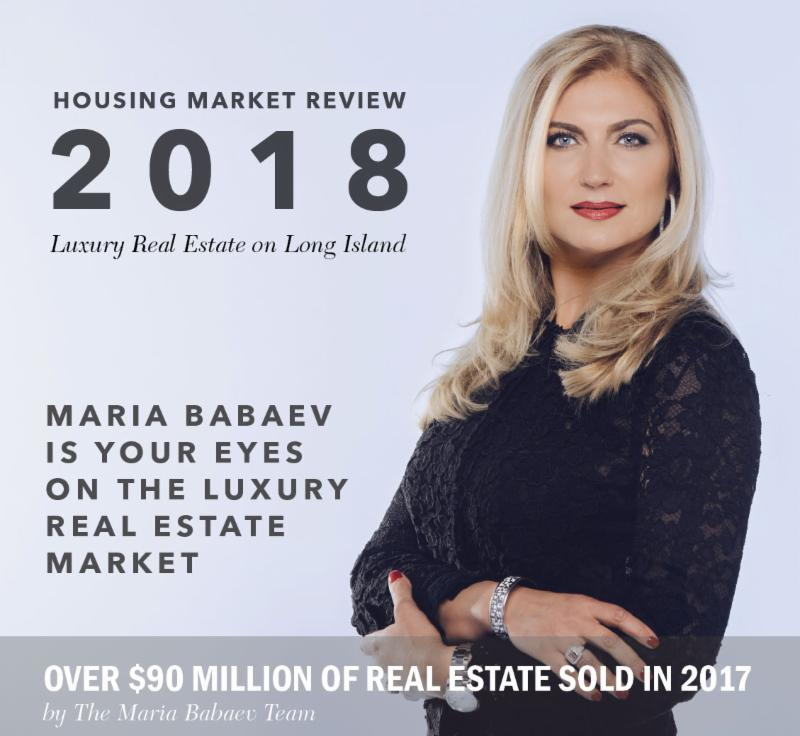 Maria Babaev Presents:  2018 Market Outlook
