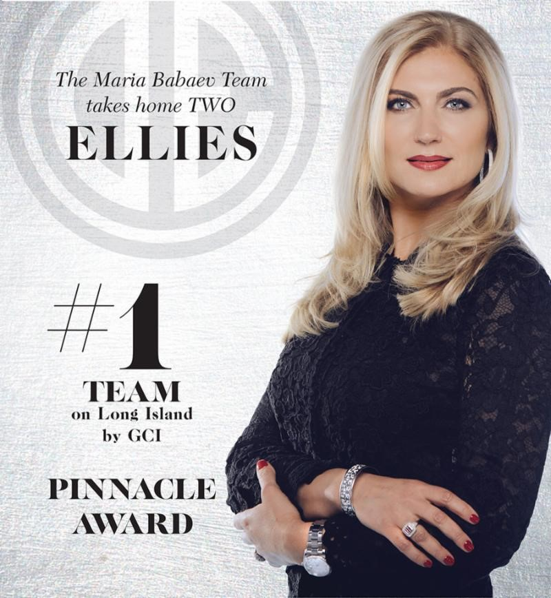 The Maria Babaev Team Named Douglas Elliman's Top Team on Long Island*
