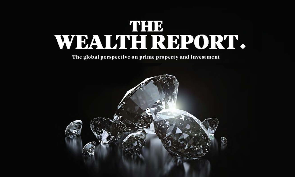 20 Key Takeaways from The Wealth Report 2018