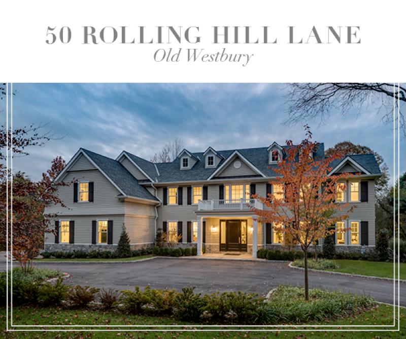 Price Improved! State-of-the-art new construction in Old Westbury