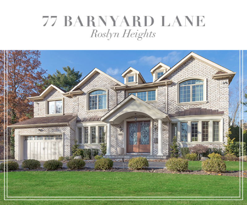 LONG ISLAND BUSINESS NEWS -PRICIEST HOME SALES IN ROSLYN HEIGHTS