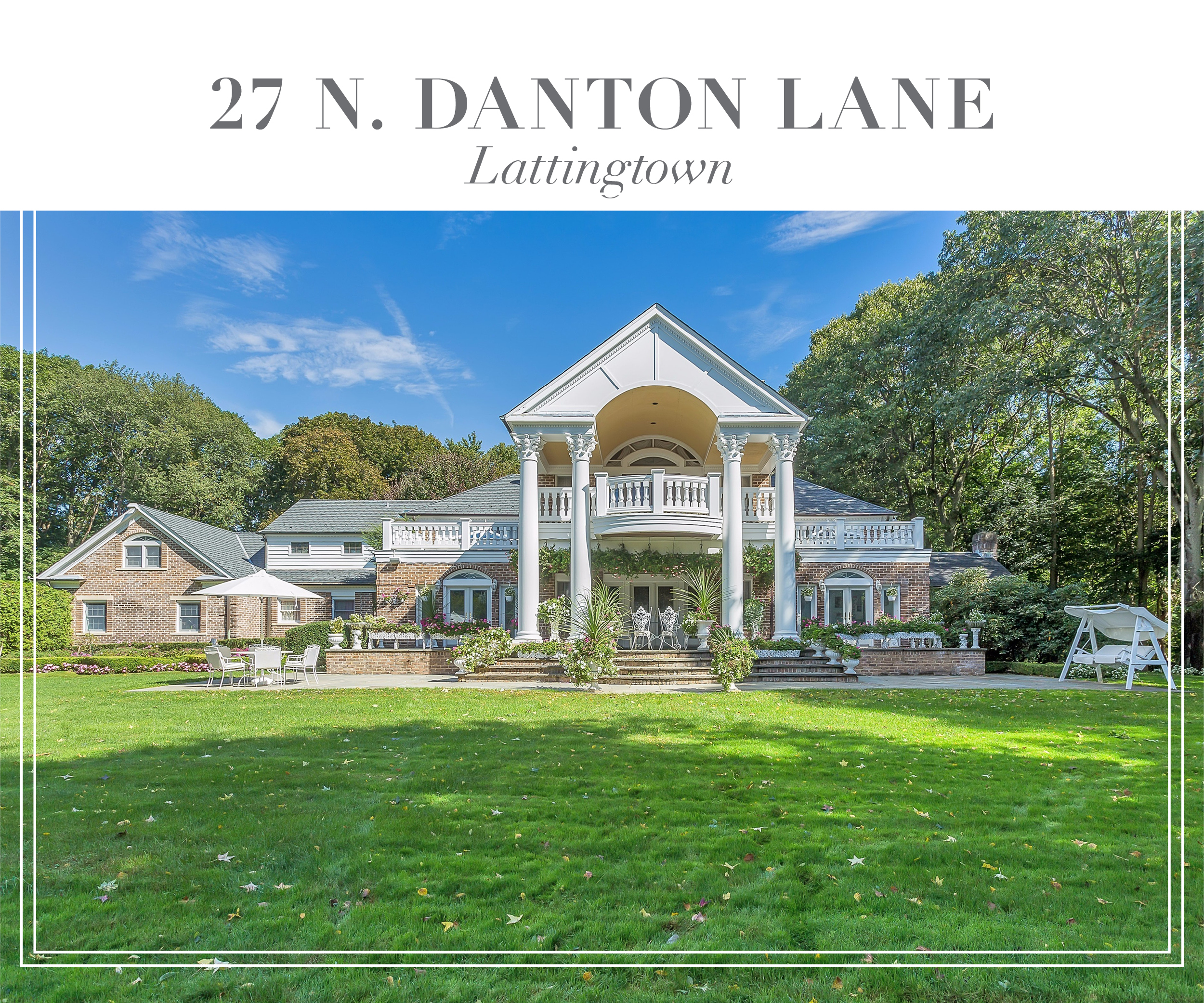 Price Improved!  Storybook estate in Lands End in Lattingtown