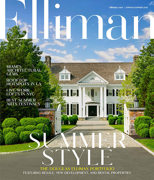 The Spring/Summer Edition of Elliman Magazine is here!
