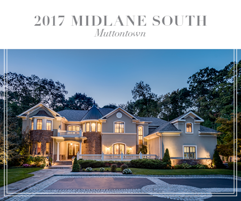 Back on the market!  Custom-Built Entertainer's Dream in Muttontown