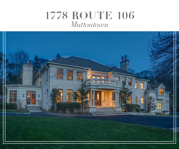 Another sale closed in Muttontown!  Magnificent Gold Coast Getaway
