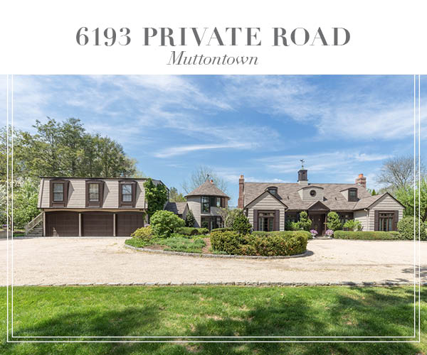 Just Listed!  The very best of luxury living in Muttontown