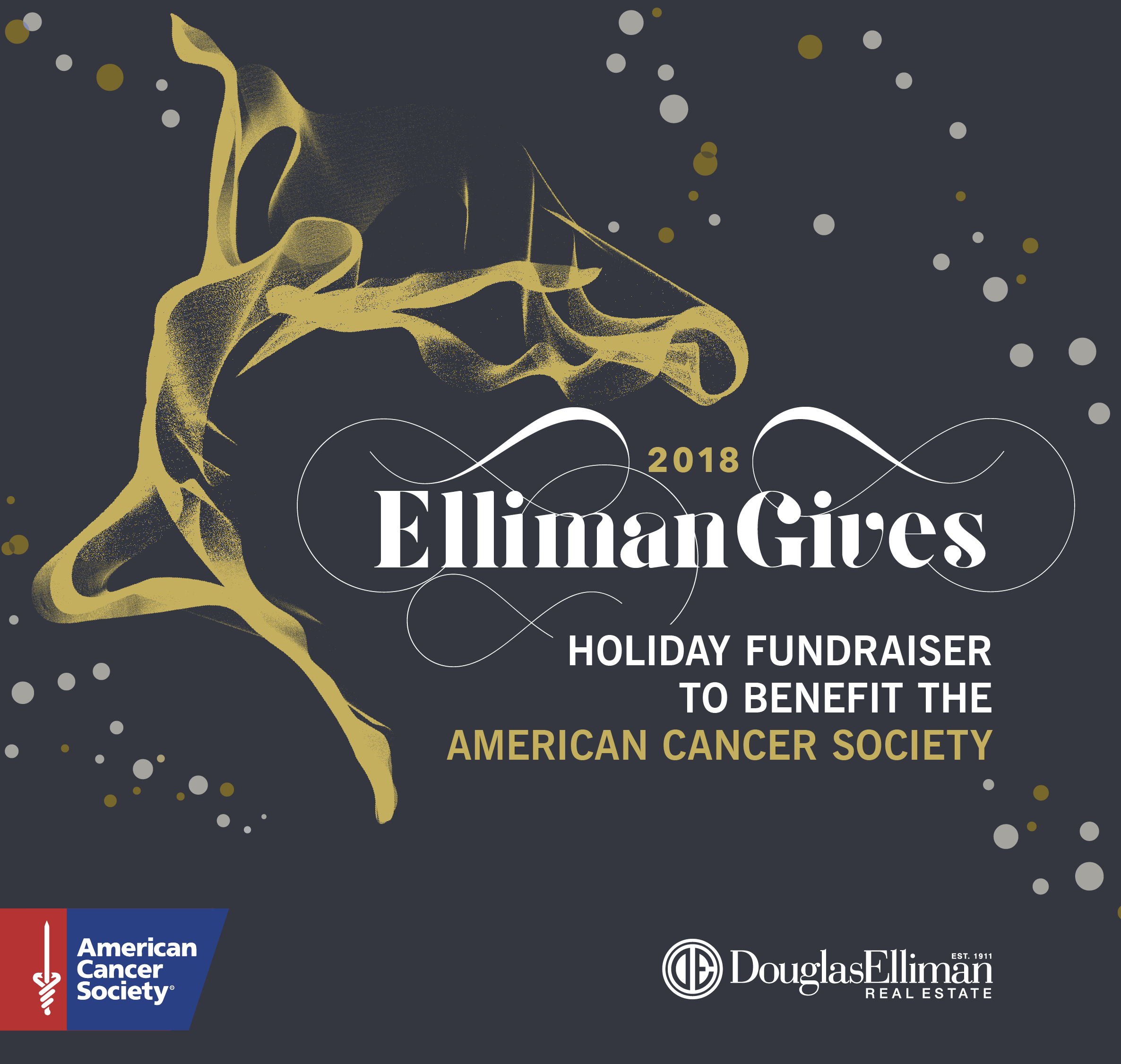 Elliman Cares – American Cancer Society Fundraiser 2018