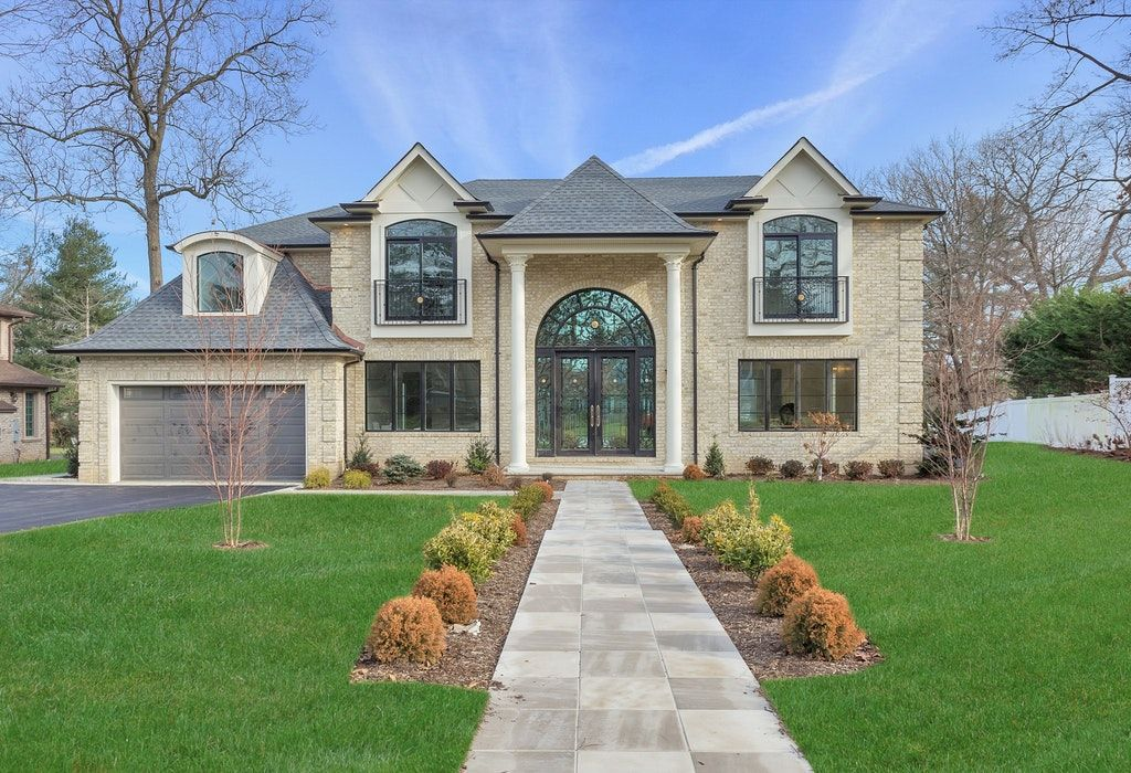 Just Listed!  Exquisite New Construction In The Heart Of Roslyn Heights Country Club