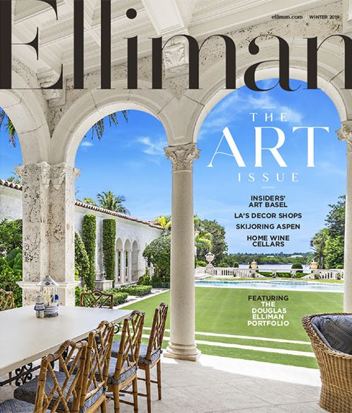 The Winter Edition of Elliman Magazine – The Art Issue – Is Here!