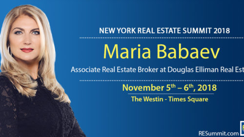 New York Real Estate Summit - November 5th and 6th, 2018