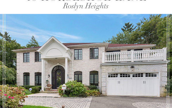Price Improved!  Spectacular Center Hall Brick Colonial Located In The Heart Of Roslyn Country Club.