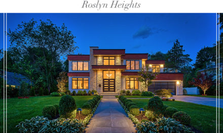 Another Just Sold in Roslyn Country Club!  Stunning Contemporary in the heart of Roslyn Heights