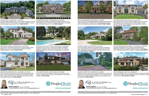 Don't miss 12 of our incredible properties in the new edition of Homes & Estates Magazine