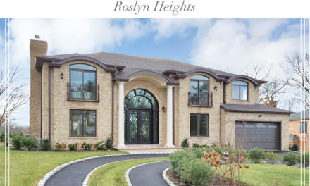 Price Improved!  Impeccable New Construction on oversized property in Roslyn Country Club