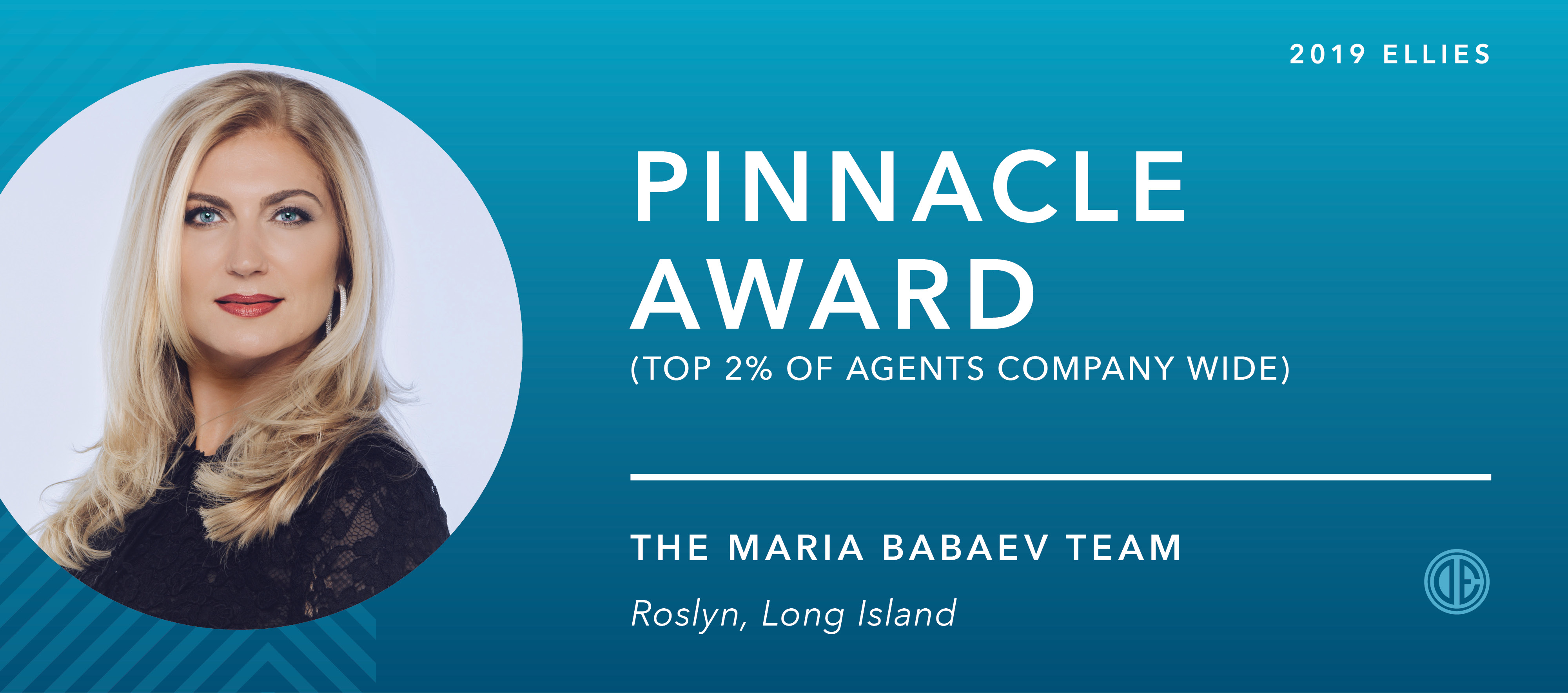 The Maria Babaev Team Takes Home Another Pinnacle Award – Top 2% Company Wide
