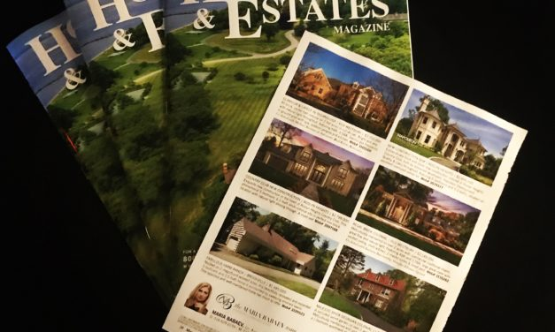 Don't Miss Six of our Spectacular Properties in the New Edition of Homes & Estates Magazine