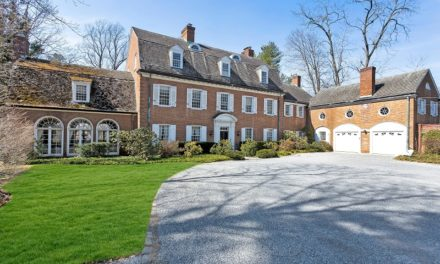 Just Listed!  Waterfront 1920 Brick Masonry Estate in Roslyn Harbor