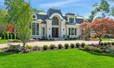 Just Listed!  Eminent New Construction Brick Colonial in Old Westbury
