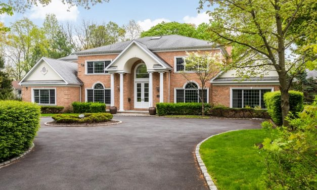 Just Listed!  Exquisite Brick Colonial Located In Kings Point