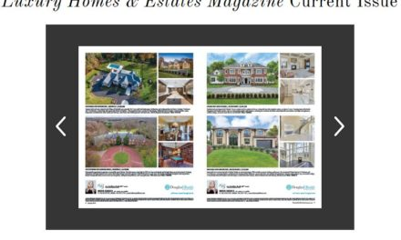 Don't miss four of our incredible properties in the latest issue of Luxury Homes & Estates Magazine