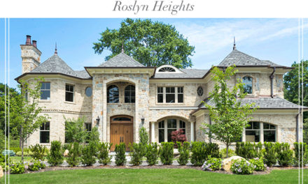 Major Price Improvement!  Gorgeous New Construction Colonial in the heart of Roslyn Country Club