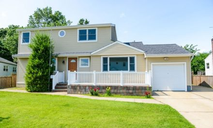 Just Listed!  Mid-Block Updated Split Home in Plainview