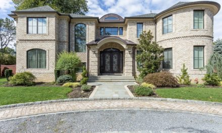 Just Listed!  Stately Brick Beauty in the heart of Roslyn Country Club