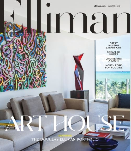 Don't miss Six of our Incomparable Homes featured in the Winter Edition of Elliman Magazine