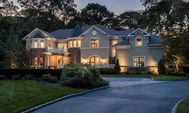 Under Contract! Custom Built Muttontown Estate