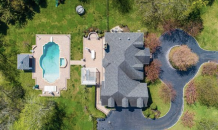 New Listing! Magnificent Brick Colonial in Old Westbury!