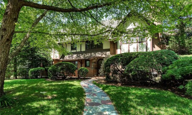 SOLD! Quaint and Rare Masonry Colonial Home in Great Neck