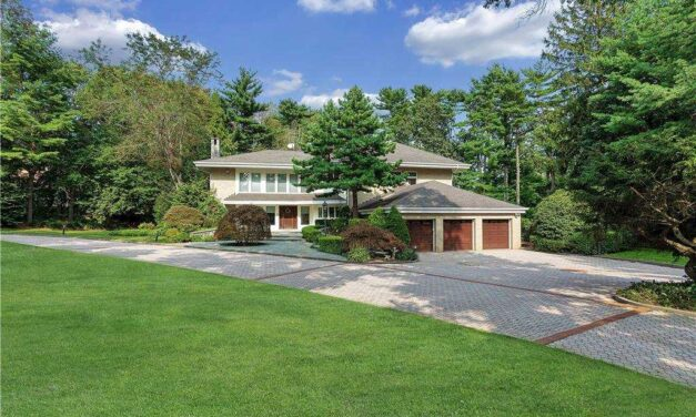 New Listing! Magnificent Brick Home in Old Westbury